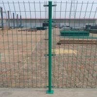 China 2014 hot sale metal fence with double wire edges alibaba china supplier on sale