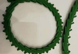 China Custom Power Twist Link Belt , Super Link Type V Belts SPZ Oil Resistance on sale