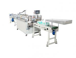 China Toilet Paper And Kitchen Towel Production Line With Colorful Lamination on sale