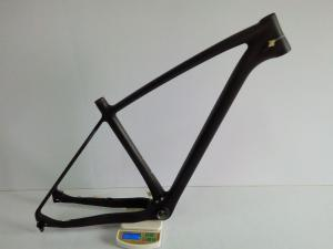Quality Carbon Super Light Hardtail Mountain Frame 29er with Open or Thru-axle Hangers for sale