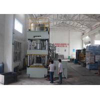 630 Ton Automatic Hydraulic Press Machine For Auto Parts Adjustable Pressing Speed