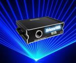 Factory on sales 2W bule laser/ hottest products / stage laser lights/bar show lights