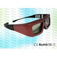 Cool and fashion design 3D Digital Cinema Equipment IR Active Shutter Glasses