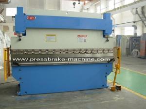 China Press Brake Dies WC67K Hydraulic Sheet Metal Press Brake Bending 2 Axes Control on sale
