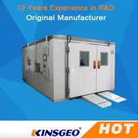 Professional Battery Battery Testing Machine Rapid Temperature Change Room