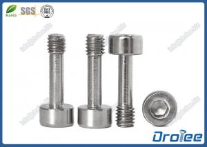 China A2/A4 Stainless Steel Hex Socket Head Captive Panel Screws on sale