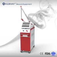 Professional Laser Tattoo removal beauty machine , tattoo removal q switch nd yag laser