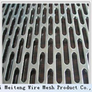 China главным пефорированный продуктом металл /round металла пефорированный отверстием/пефорировал металлический лист on sale