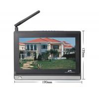 China Full Colour 7 Inch Screen Wireless Security Camera Systems Omni - Directional Antenna on sale