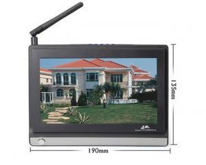 China Полный цвет системы Омни камеры слежения экрана 7 дюймов беспроводные - антенна направленного действия on sale