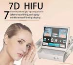 7d Korea Technology Face Lifting Ultrform Wrinkle Removal Hifu 7d Beauty Machine