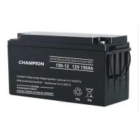 Black Lead Acid Inverter Battery 6fm120 Sla  Good Discharging Ability