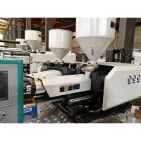 Clear Two Color Plastic Injection Molding Machine For Making Teeth Brush