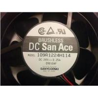 SANYO DENKY DC SAN ACE DC 24V 0.25A 109R1224H114 BRUSHLESS MINILAB FUJI