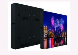 China 1R1G1B P6.67 Outdoor Led Video Wall SMD3535 320mm*160mm Advertising Screen 800W on sale