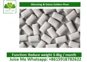 Quality Chinese Herbal Weight Loss Gummies Hunger Suppressant Gum For Clean Colon / for sale