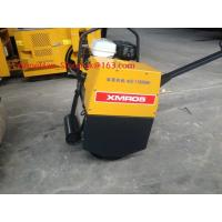 XMR05 Road Maintenance Machinery Small Road Roller Working Weight 500kg