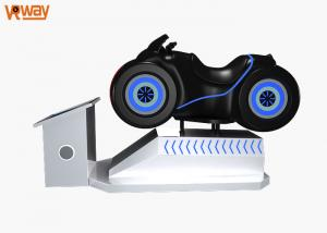 China Attractive Outlook Design VR Motorcycle Simulator 1 Players CE Certificated on sale