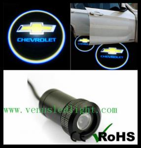 China New Super small 4th generation New 7W Car Led Door Welcome Laser Lights Projector on sale