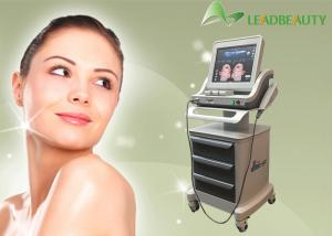 China 2016 professional face lift sono queen hifu beauty machine for winkle removal and facial lifting on sale