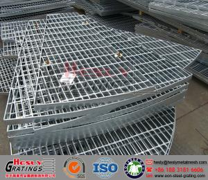 China Road Drainage Welded Steel Grating on sale