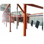 HOT HOT !!! Higher effect cabinet automatic powder coating machine wholesale