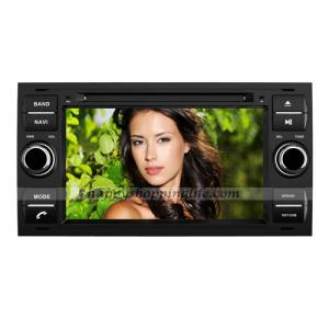 China Android DVD Player Ford Tourneo Connect 2006-2010 GPS Wifi 3G on sale