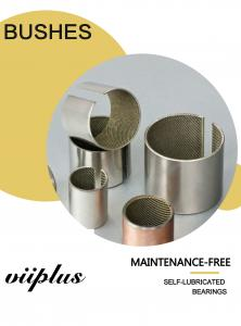 China Stainless Steel Bronze Butterfly Valve Bushes   Valve Repair & Replacement Bushings Parts on sale