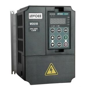 China invoee VC610 4.0kw Vector CNC Spindle VFD variable frequency drive on sale