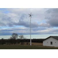 3 Phase Small Hybrid Solar And Wind Electric Systems 10KW Renewable Energy