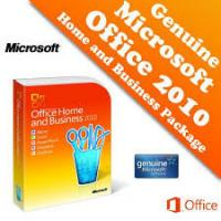 Laptop Ms Office Fpp Home Business 2010 , English Ms Office 2010 Product Key