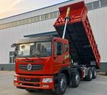 Tipper Used Dump Truck 12 Wheel Dump Truck 40 - 60 Ton 7.47L Displacement