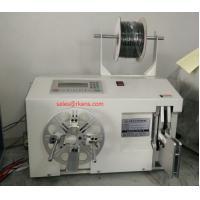 China ate con alambre la máquina de bobina de bobina/la máquina automática del lazo de torsión del alambre del cable on sale