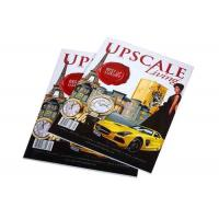 China Professional Print Magazine A3/A4/A5 Glossy Paper Magazine Printing Companies on sale