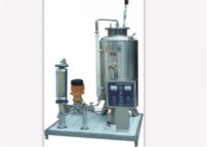 China SUS 304 Carbonated Beverage Processing Equipment Carbonated Drink Mixing Machine / Mixer on sale
