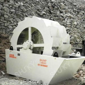 China well performance and low power consumption sand washing machine on sale