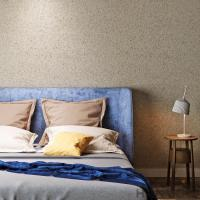 China Natural Material Bedroom Feature Wallpaper Stone Textured Interior Room Decor on sale
