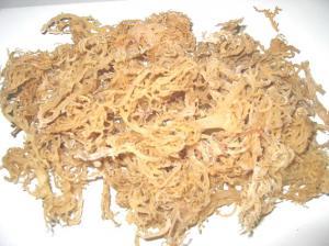 China Healthy 100g Edible Dry Shredded Seaweed on sale