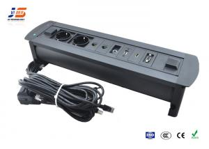 China Universal Conference Table Electrical Outlets AC Power Audio Video on sale