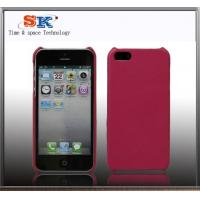 2013 new coming cellular cover wrapped leather cell phone case for iphone5