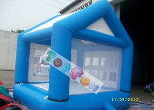 China Family Small Bounce House Inflatable Jumping Castle For 2 - 3 Kids 2 x 2 m on sale
