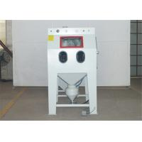 China Pressure Blast Cabinet Adjustable Loading Weight ISO9001 Certification on sale