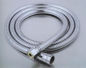 China Faucet 1.5 M Flexible Shower Hose , Extended Shower Hose Stainless Steel Material on sale
