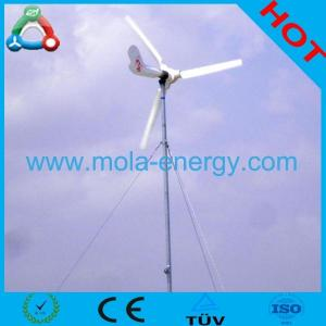 China New Vertical Axis Wind Turbine Price on sale