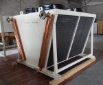 V-Bank Dry Cooler Air Condenser for data center office building