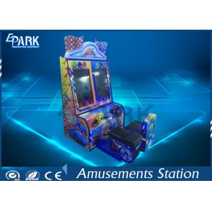 China Attractive coin operated malaysia car racing simulator game machine on sale