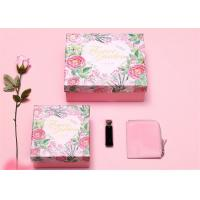 Luxury Rectangle Cardboard Paper Gift Packing Box With Custom Logo