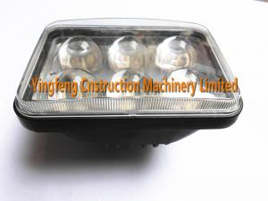 China Working Lights Excavator Accessories For Komatsu Caterpillar Hitachi JCB on sale