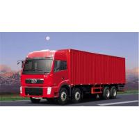 J5P Transport Carriage Diesel Light Pick Up Truck , 10 Ton Flatbed Cargo Truck
