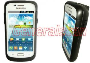 China Generalscan SL2000 Mini Barcode Sled, for Samsung Galaxy Trend Duos Android smartphone on sale